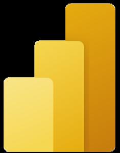 Logotypen för Microsoft Power BI