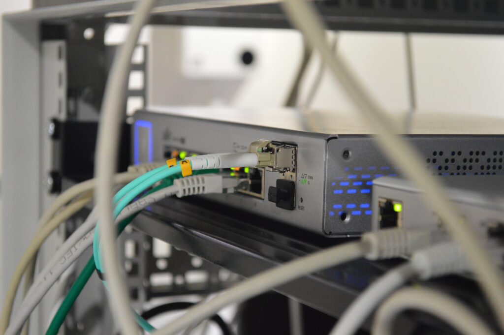 IT-avdelning om tjänst